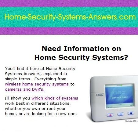 Brinks home security system model 2000