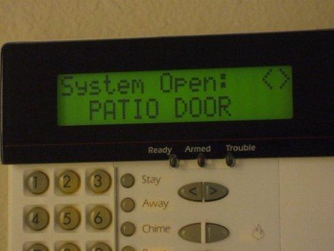 Alarm System Window Sensor Replacement 4