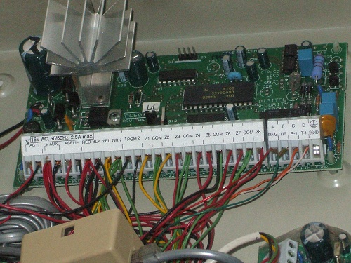 Home Fire Alarm System Wiring Diagram