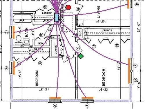 Best home alarm system layout wiring diagram - btm