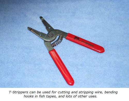 Wire strippers