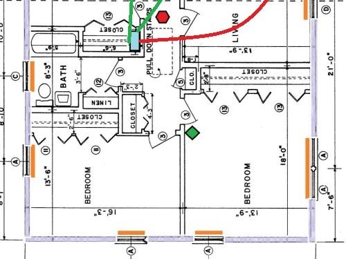 Wiring diagram for motion detectors - btm