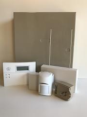 Ademco Alarm System Vista 20P Kit
