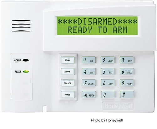 Ademco Alarm Panel Battery