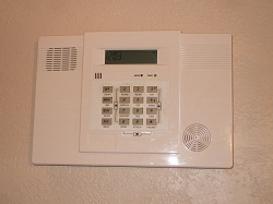 Ademco Lynx Plus Control Panel