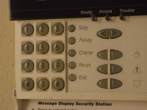 Enhanced Keypad with Additional Buttons