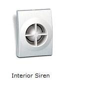 Interior siren