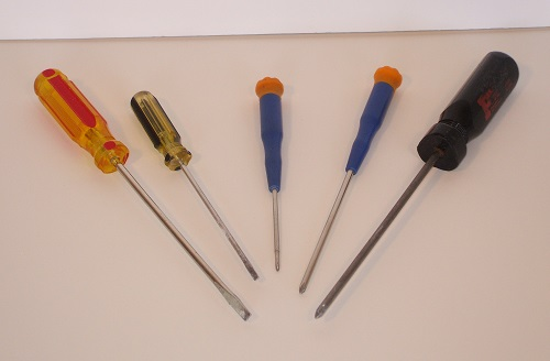 Specialty Screwdrivers