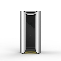Apartment Security System - Canary All-in-One Home Security Device - Silver