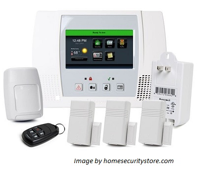 Best Wireless Home Alarm - Ademco Wireless Alarm System