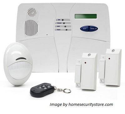 Attractive Visonic Powermax Plus Alarm System