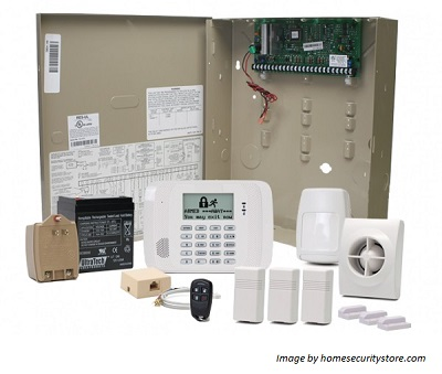 Best Wireless Home Alarm Systems - Ademco Vista 20P