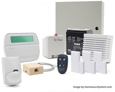 the best wireless home alarm system for homeowners. Black Bedroom Furniture Sets. Home Design Ideas