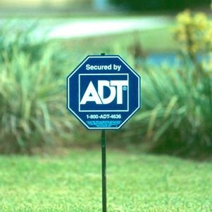 Get a cheap home alarm system through ADT or other national brand. Photo by ADT