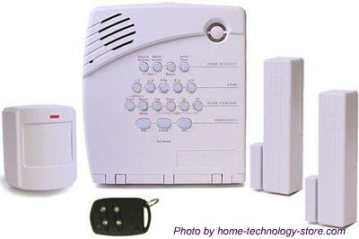 Incroyable DIY Alarm System Security Alarm Kit