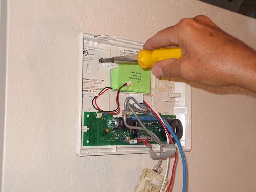 DIY Alarm System Installation