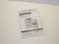 Installation manual / spec sheet