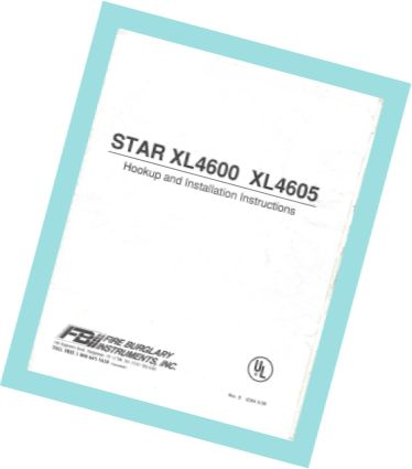 Get help finding a Star XL4600 Manual