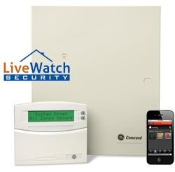 GE Home Security Systems - GE Concord 4