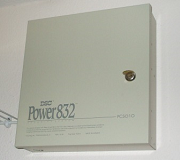 Hardwired Home Security Systems Panel