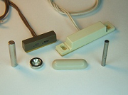 Hardwired Alarm Contacts