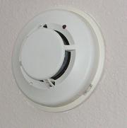 Hardwired Smoke Detector