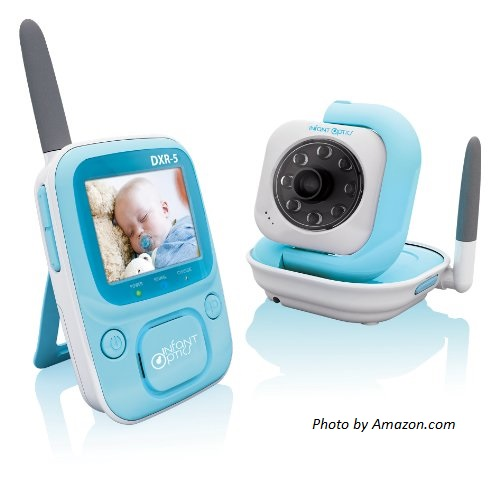 Video Baby Monitors - Baby Cam