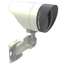 Wireless outdoor camera with night vision