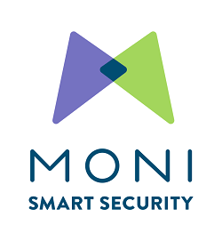 MONI Smart Security Logo