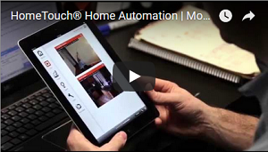 MONI HomeTouch Automation