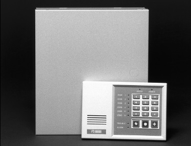 Moose Alarm Systems - Moose Z900 Panel and Keypad