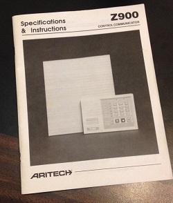 Moose Z900 Installation Manual