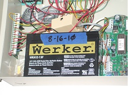 Protection One Alarm Systems - Alarm System Battery Replacement