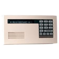 Radionics Security System Keypad Commands - D1255 Keypad