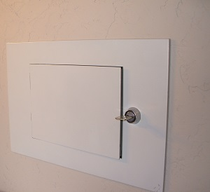 Wall Safes For Homes small wall safe installation
