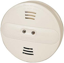Smoke Detector Spy Camera, Color, Hardwire