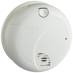 First Alert Smoke Detector Day/Night Spy Camer