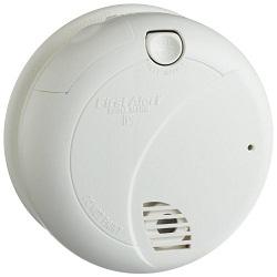 First Alert Smoke Detector Day/Night Spy Camera
