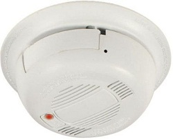 Functional Smoke Detector Spy Camer