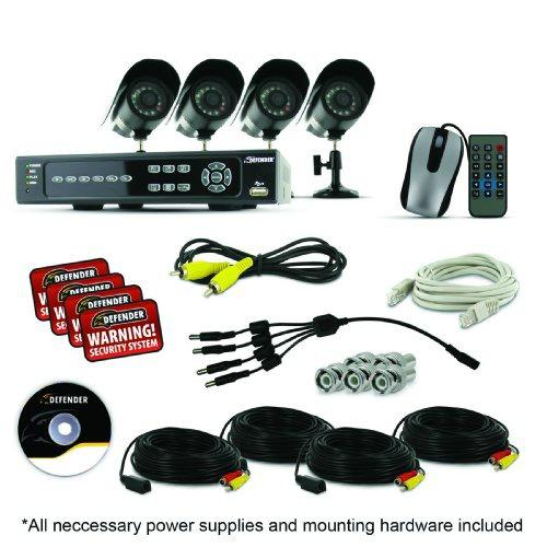 DVR Security Camera System