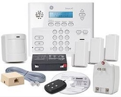 Wireless Burglar Alarm Systems - GE Simon Wireless Security System