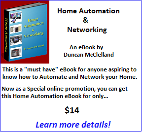 Home Automation & Networking eBook (Opens in a new window)