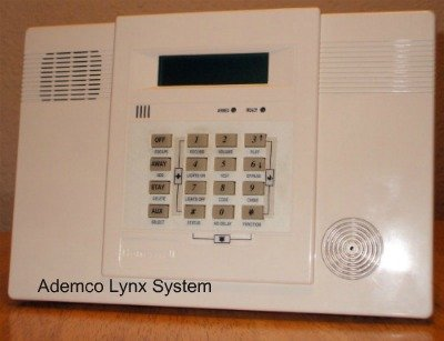 Ademco Lynx System