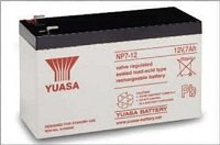 Alarm system parts - alarm system battery