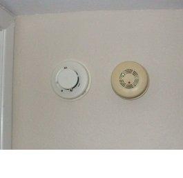 Home smoke detectors