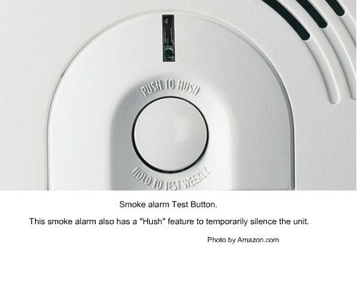 CO detectors, smokes, and other types of fire alarms