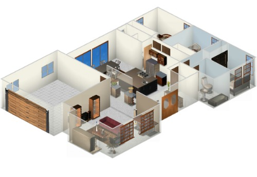 Best Home Alarm System Layout