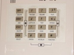 Best home alarm systems - Ademco Lynx system