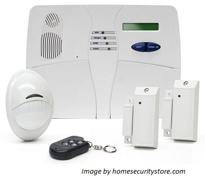 Visonic Powermax Plus Alarm System