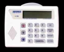Brinks Security Keypad